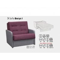 TOP CEZAR - Sofa BORYS I-os