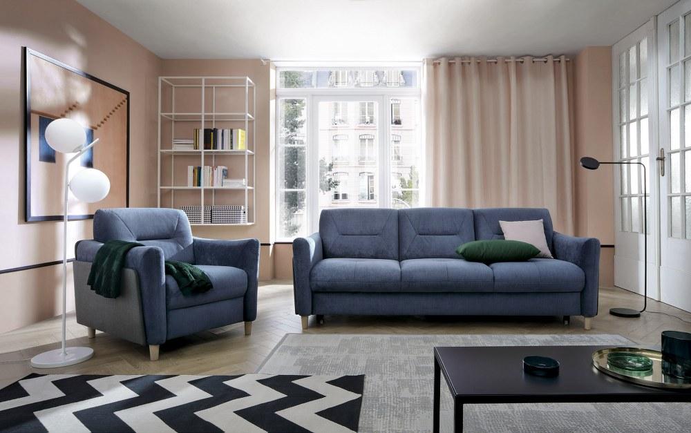 Epic 3f Sofa Z Funkcją Spania