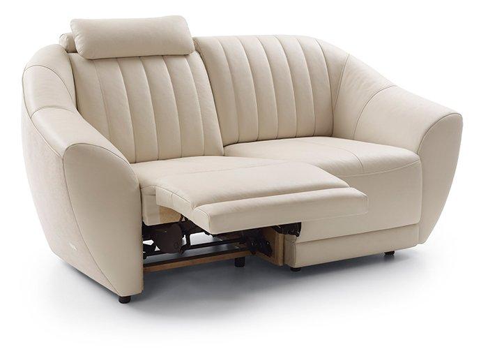 Verbo Sofa 2rfele Z Pojedynczą Elektryczną Funkcją Relaks