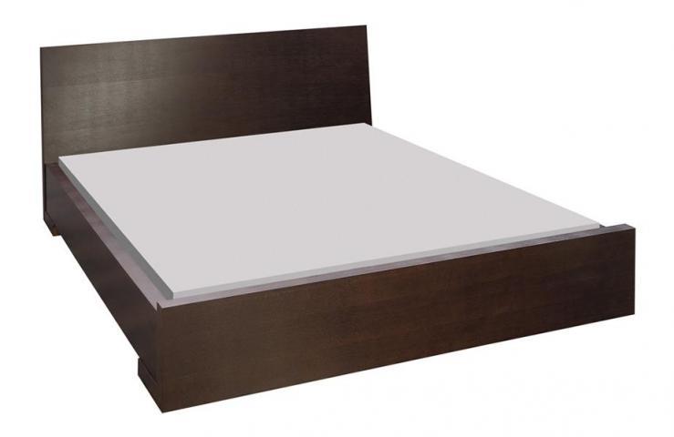 Milano łóżko 160 Bez Materaca