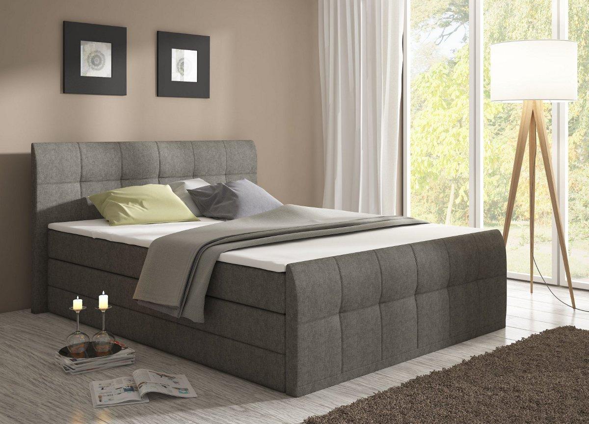 łóżko Kontynentalne Panama Megacomfortvisco 160x200